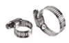 Stainless Steel (SS) Hose Clamps, 7/32 to 5/8