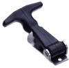 One-Piece Flexible Handle Latches -- 37-10-071-20 - Image