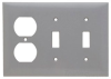Standard Wall Plate -- SP28-GRY - Image