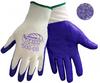 Global Glove Tsunami Grip 500 White 6 Nylon Full Fingered Work & General Purpose Gloves - Nitrile Coating - 500 XS -- 500 XS