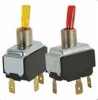 ILLUMINATED AC RATED SWITCHES