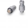 Circular Connectors with Metal Housing -- G Series - Image