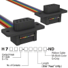 D-Sub Cables -- H7FFH-0906M-ND -- View Larger Image