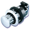 Visible Push-To-Close Latches, Turn To Open, 2A - Pop-Out Knob Latches -- M1-2A-11-1 - Image