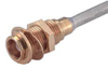RF Coaxial Panel Mount Connector -- 24MCX-50-2-3 -Image