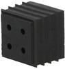Cable seal CONTA-CLIP KDS-DE 4x2-3 BK - 28557.4 -Image