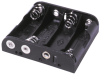 4 AA Battery Holder -- BC4AAB