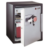 Electronic Safe, 2 ft3, 18-19/32w x 19-5/16d x 23-3/4h, Blac -- OA5848