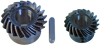 Commercial Spiral Miter Gears (metric) -- A 1C 4MYK12020S - Image