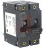 Circuit Breaker;Hyd/Mag;Hndl;Cur-Rtg 20A;Panel;2 Pole;Vol-Rtg 250VAC -- 70098147