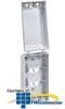 Panduit® Mini-Com Tamper Resistant Faceplates -- CFPTR2B