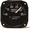 Engine Instruments / Miscellaneous IndicatorsManifold Pressure -- 6111-D.17