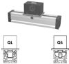 Belt Driven Linear Actuator -- QLSZ 60 - Image