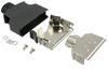 D-Sub, D-Shaped Connectors - Backshells, Hoods -- 10336-3210-001-ND - Image