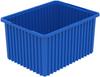 Grid Box, Akro-Grid Box 22-1/2 x 17-1/2 x 12 -- 33222BLUE - Image