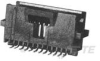 Multiple Configuration PCB Headers & Receptacles -- 5-147377-1 -Image