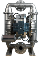 Double Diaphragm pump from Wilden Pump & Engineering, LLC.