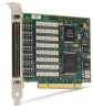 NI PCI-6511 Industrial 64 DI, Bank Isol. Digital Input & NI-DAQ -- 778966-01 - Image