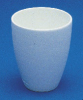 Chemical-porcelain Labware, Porous Bottom Crucible