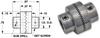 MultiJawed Couplings (inch) -- S9917Z-G51-4 -Image
