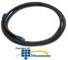 Hubbell VGA Plug-n-Play 8-Pin Male to 8-Pin Male, Plenum.. -- VGA6P05BK