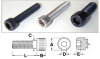 Socket Head Cap Screws (inch) -- A 9X26-103224 -Image