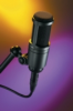 Side-Address Cardioid Condenser Microphone -- AT2020