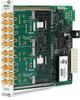 NI SCXI-1195 5 GHz Quad 4 x 1 Multiplexer -- 776572-95