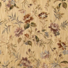Floral Leaf Tapestry Fabric -- RH-Shantung -- View Larger Image