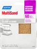 Norton MultiSand AO Coarse Grit Paper Cut Sheet -- 7660705445 -Image