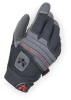 Anti-Vibration Gloves,Black,L,Full -- 3LCA8 - Image