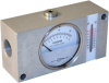 Inline Flow Indicator With Temperature Sensor, FI750 Series, Up to 48 GPM