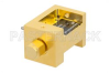 Waveguide Up Converter Mixer WR-10 From 75 GHz to 110 GHz, IF From DC to 18 GHz And LO Power of +13 dBm, UG-387/U Flange, W Band -- PE13U1000 -Image