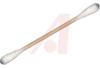 Swab;Dry;Dbl-Tip;Cotton;Low Lint;Tip 5mmDia;Hnd-L 6
