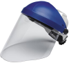 """Tuffmaster Faceshield Windows - WP96 Polycarbonate > SIZE - 9""""x14 1/2""""x .080"""" > COLOR - Clear > STYLE - 10/Ea/Bx > UOM - Each -- 82701-00000 -- View Larger Image"""