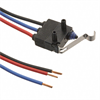 Snap Action, Limit Switches -- D2HW-BL272MR-ND -Image