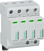 Surge Protection Devices -- SPD2 3P+1 Series - Class II/Type 2/Type 1 CA Pluggable Multi-Pole -Image