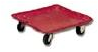 Fiberglass Plexton® Stack-N-Nest Dollies -- HDOC1812-1 -Image