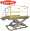 PIT-MOUNTED DOCK LIFTS -- HDK080-60-96X120 -- View Larger Image