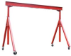 Portable Gantry Crane,6000Lb,Max Ht14Ft -- 7AJ29