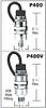 P400 Series Pressure Switch -- P400-17W3