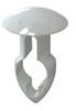 Nylon Key Hole Rivet Clip -- 3300 - Image