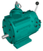 Pneumatic Motor with Speed Limiter -- DM08/10 - Image