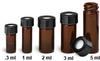 NextGen V Vial Amber Glass High Recovery Vials -- W986354NG