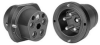 Flanged Female Plug -- TSB150/2/16 - Image