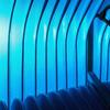 Translucent Concertina Wall -- Folding Bellow Wall