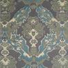 Elegant Frame Ikat Fabric -- R-Pandora -- View Larger Image