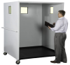 Radiation Shielding Rolling Booths and Vaults