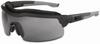 Uvex ExtremePro Safety Glasses with Dark Gray Supra-Dura -- SX0312