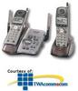 Panasonic 5.8GHz FHSS GigaRange Digital Cordless Phone.. -- KX-TG5452M